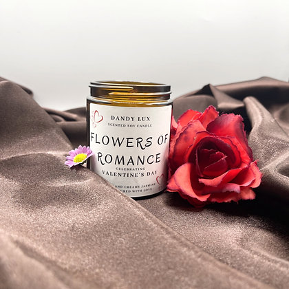 FLOWERS OF ROMANCE CANDLE