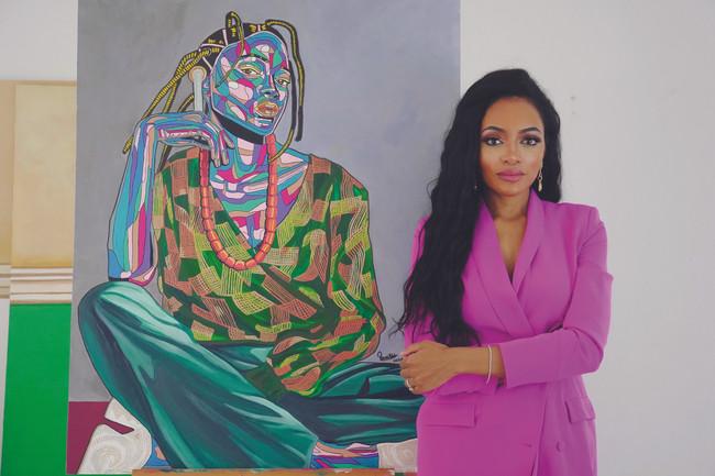 Artist Vernissage, featuring REWA