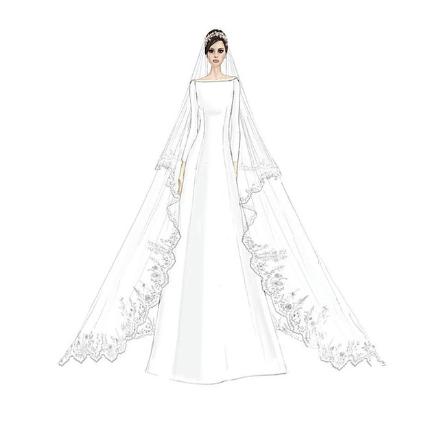 Royal Wedding Dress Designer: The Commission of the Year