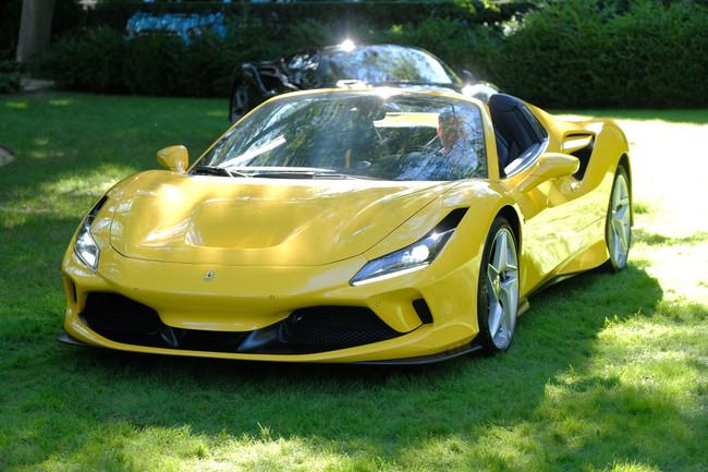 Casa Ferrari Revs To Life