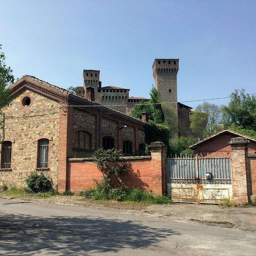 Emilia Romagna Modena Vignola Ciclopista Sole Ex Macello Vignola