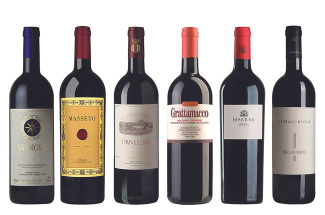 Tuscan Wines with Their Versatile and Ubiquitous Sangiovese Grapes Stand at The Forefront.
