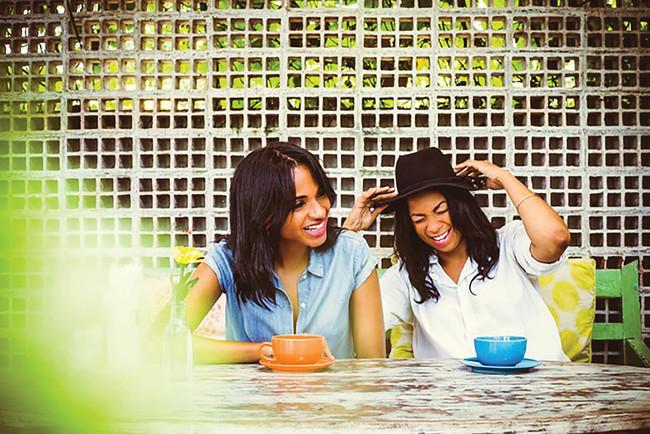 Society Misfits: The Rhau Sisters