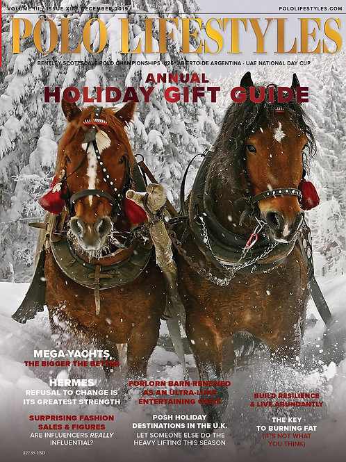 Polo Lifestyles: December 2019 - Holiday Gift Guide