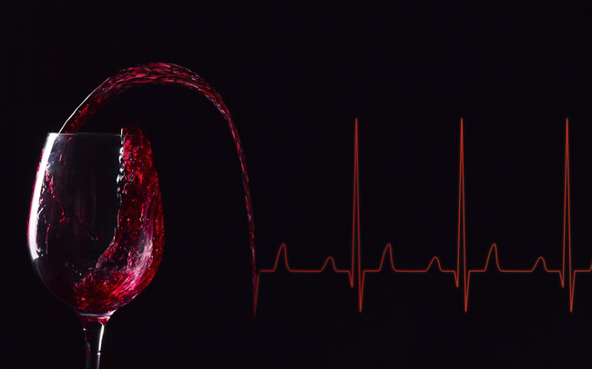 To Health, We Drink (Wine That Is)