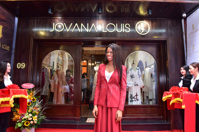 Fashion Profile: Jovana Louis