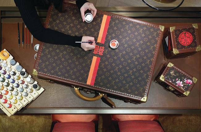 Decoding Louis Vuitton Custom Pieces