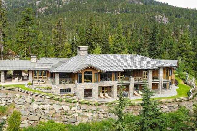 Fine Property of the Month: Stonebridge Whistler Estate