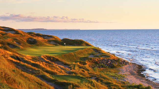 The World's Top Golf Courses