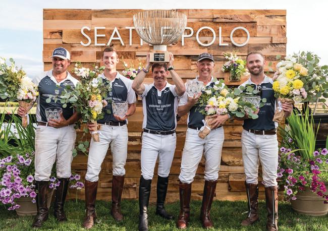 Seattle Polo Party: Come Rain or Shine