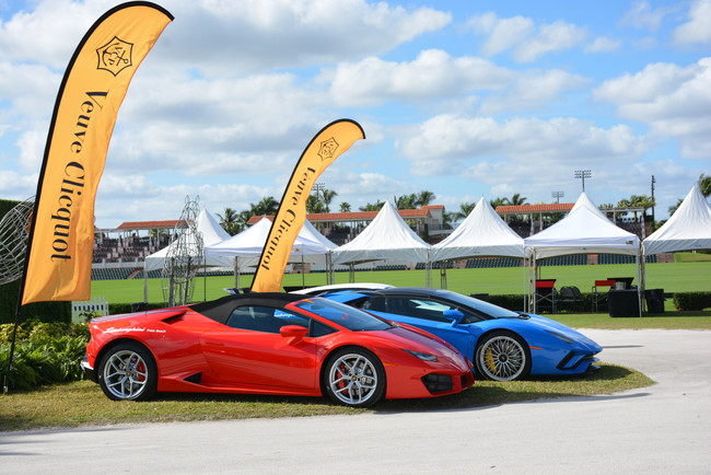 Horsepower & Polo: SuperCar Week hits Palm Beach