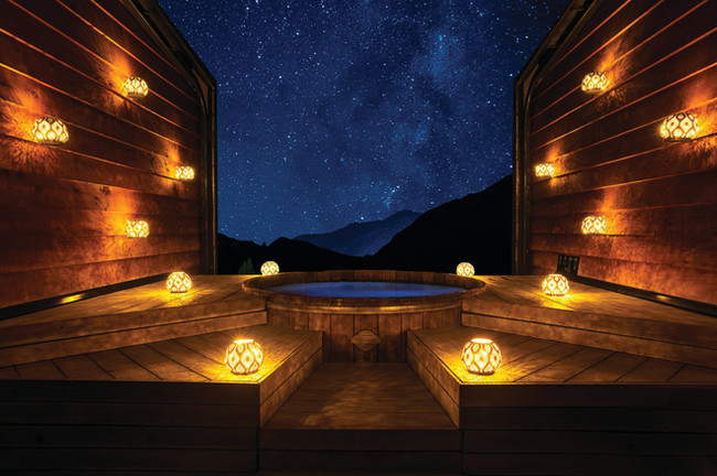 Luxury & Enchantment in Queenstown, NZ
