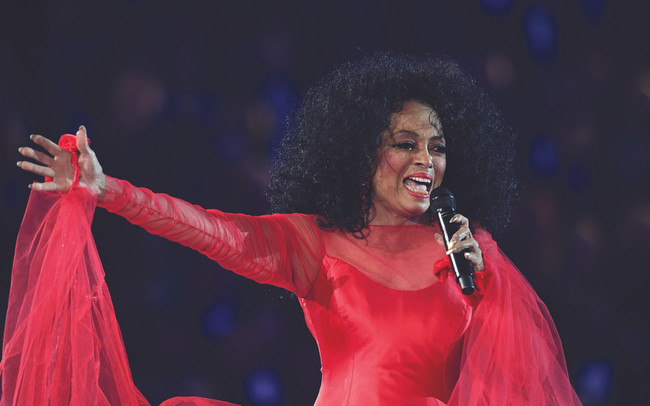 Tribute to Mothers: Diana Ross