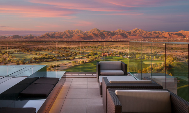 Phoenix/Scottsdale Rooftop Bars