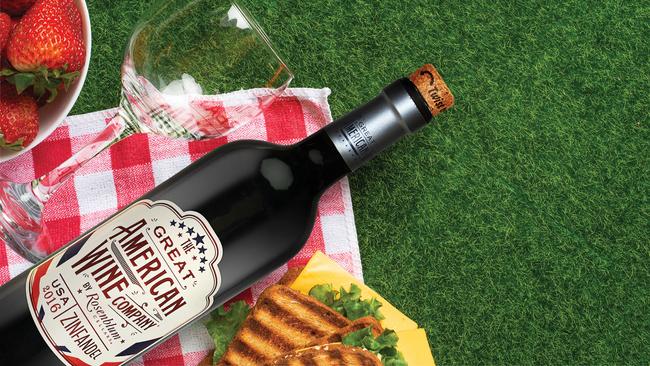 Zinfandel: The Ultimate Comfort Wine.