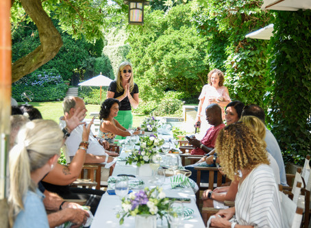 Aston Martin Americas partners with Hamptons icon to rally for Women's Health Awareness