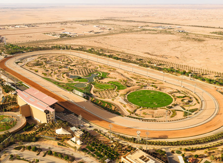 Saudi Cup: The World's Richest Horse Race