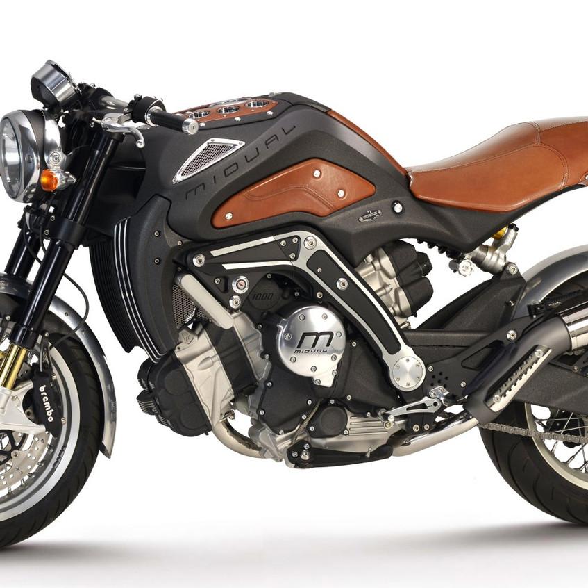 Midual Type 1 Motorbike