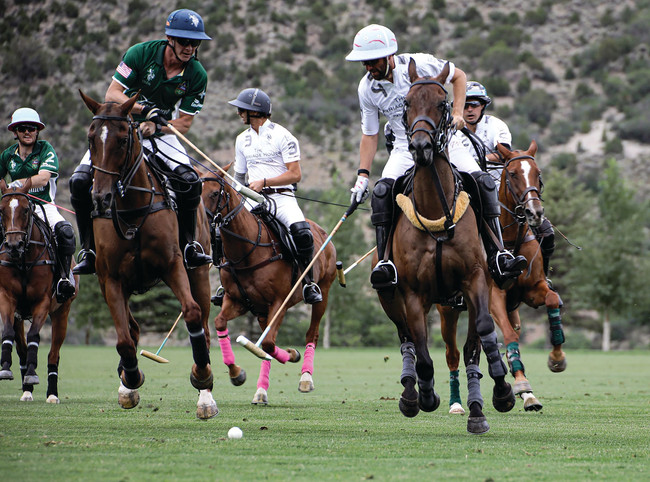 Social Distancing Polo And Strict Testing Protocol For Aspen Valley Polo Teams