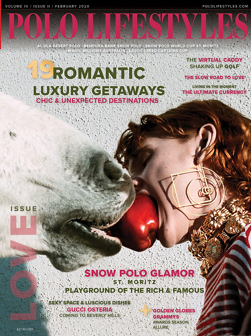 Polo Lifestyles: February 2020 - The Love Issue
