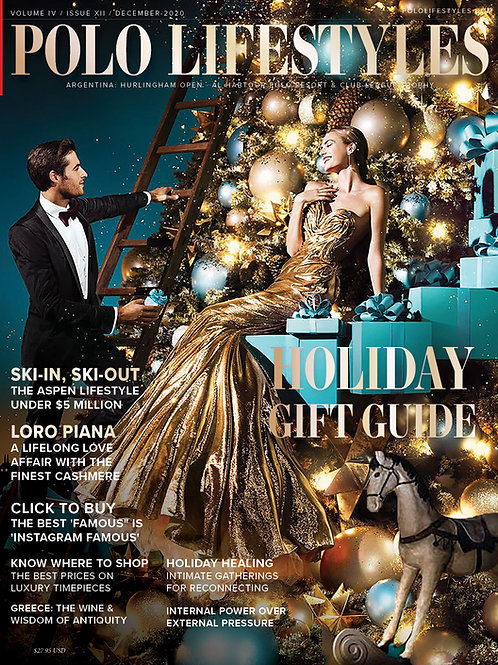 Polo Lifestyles: December 2020 Holiday Gift Guide