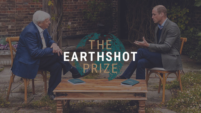 Earthshot: The Prize to Save The Planet