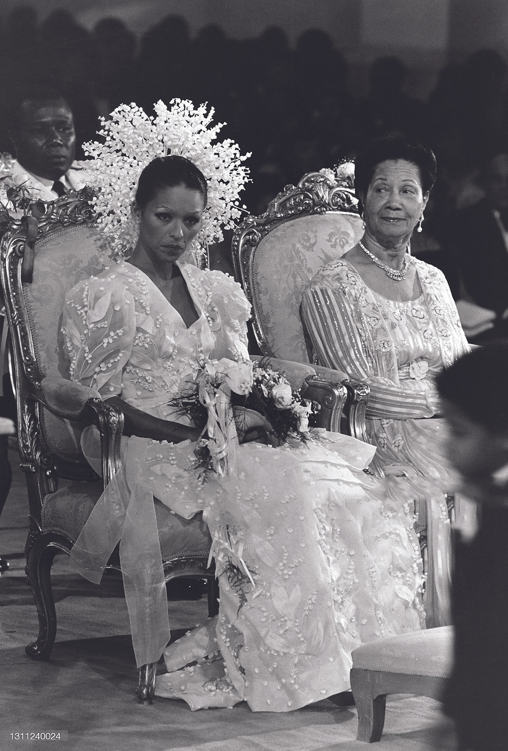 Michele Bennett wedding