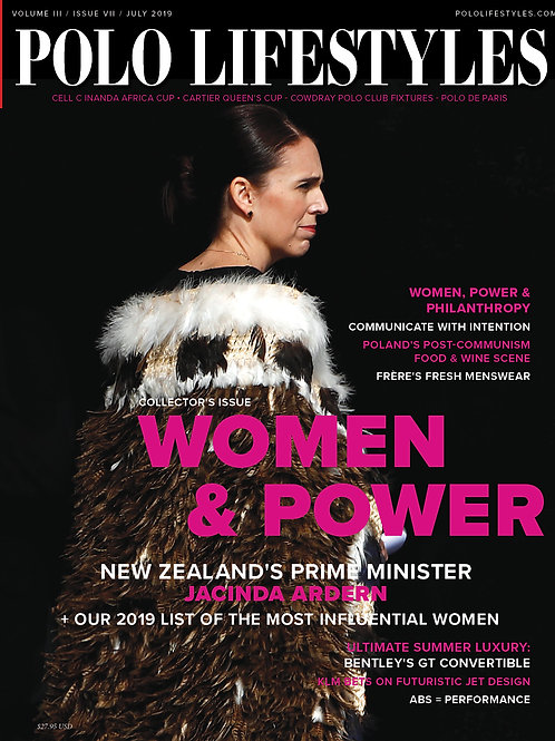 Polo Lifestyles: July 2019 Women + Power