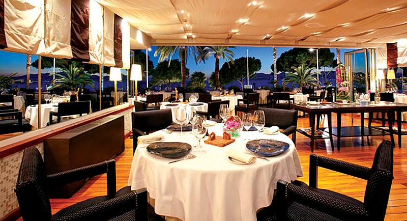 Restaurant Palme d'Or