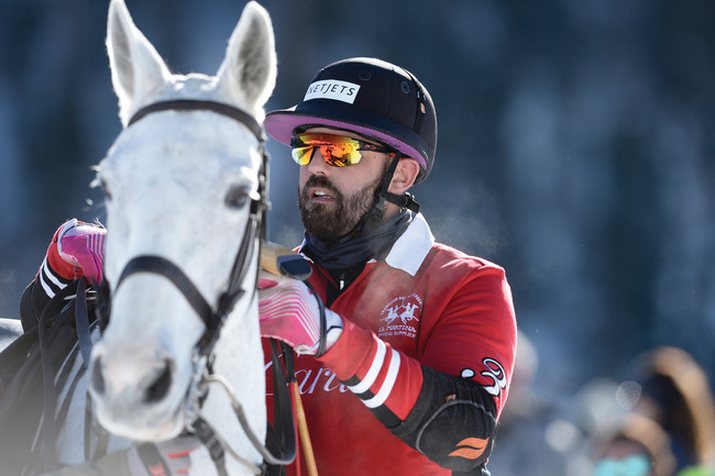 Snow Polo World Cup 2019 in Saint-Moritz