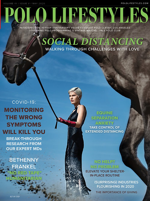 Polo Lifestyles: May 2020 - Social Distancing