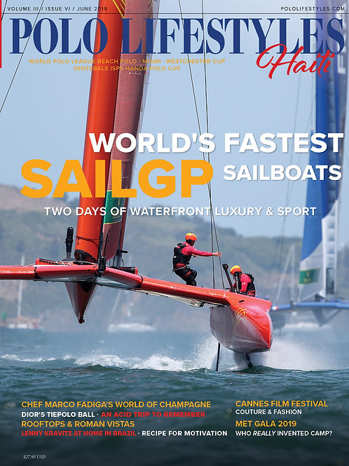 Polo Lifestyles - Haiti: June 2019 SailGP