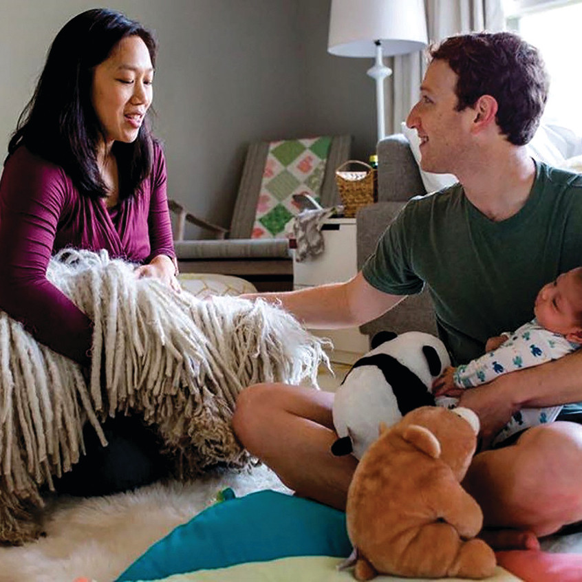 Zuckerberg Familiy