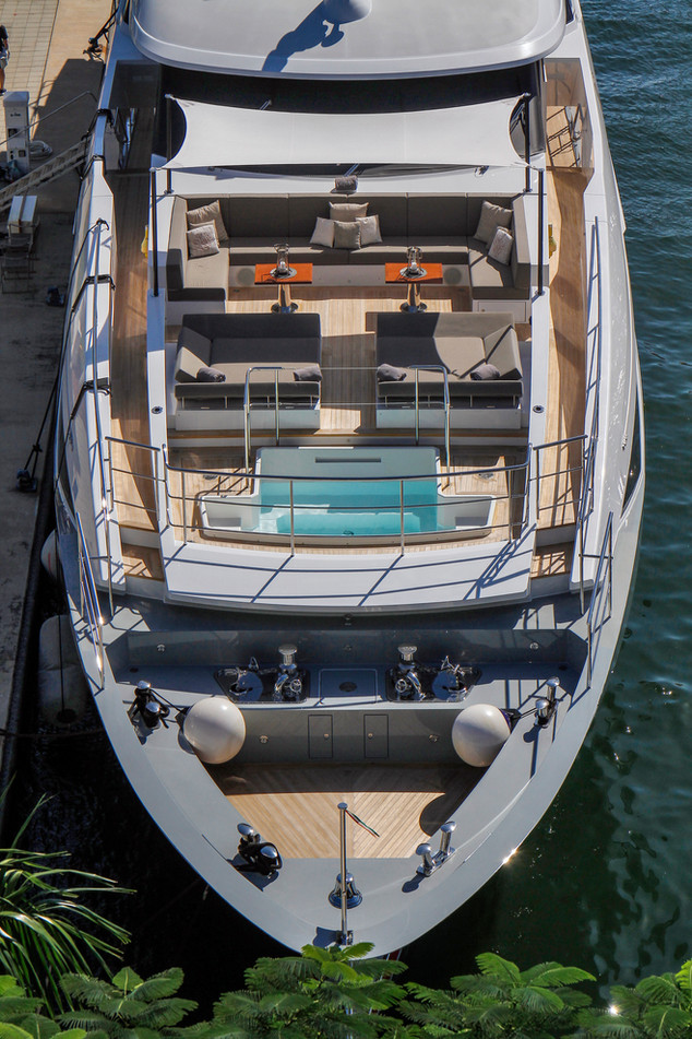 Super-Yachts: the Bigger, the Better