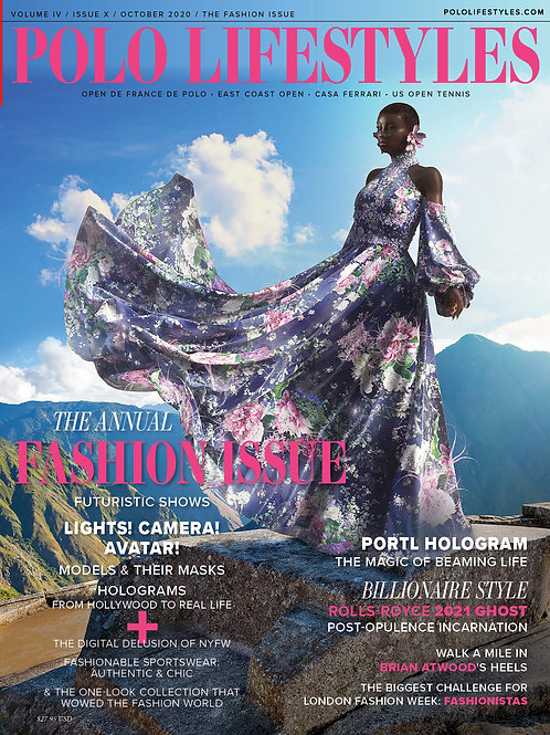 Polo Lifestyles: October 2020 - The Fashion Issue