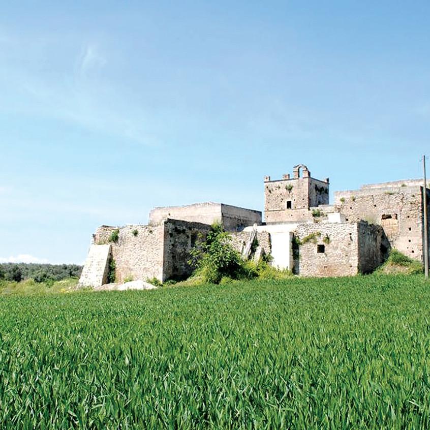 Basilicata Via Appia Matera Montescaglioso Grancia Santa Maria Del Vetrano
