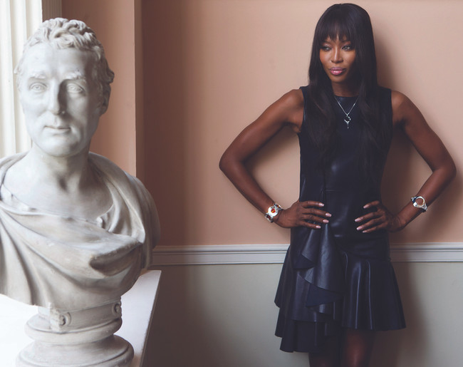 Naomi Campbell On Being Brutally Honest, Her Viral YouTube Videos, and Her Quarantine Routine