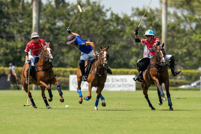 Scone Polo Wins The 2021 U.S. Open Polo Championship