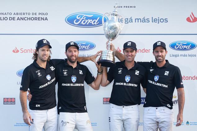 126o Abierto de Argentina / 126th Open of Argentina of Polo