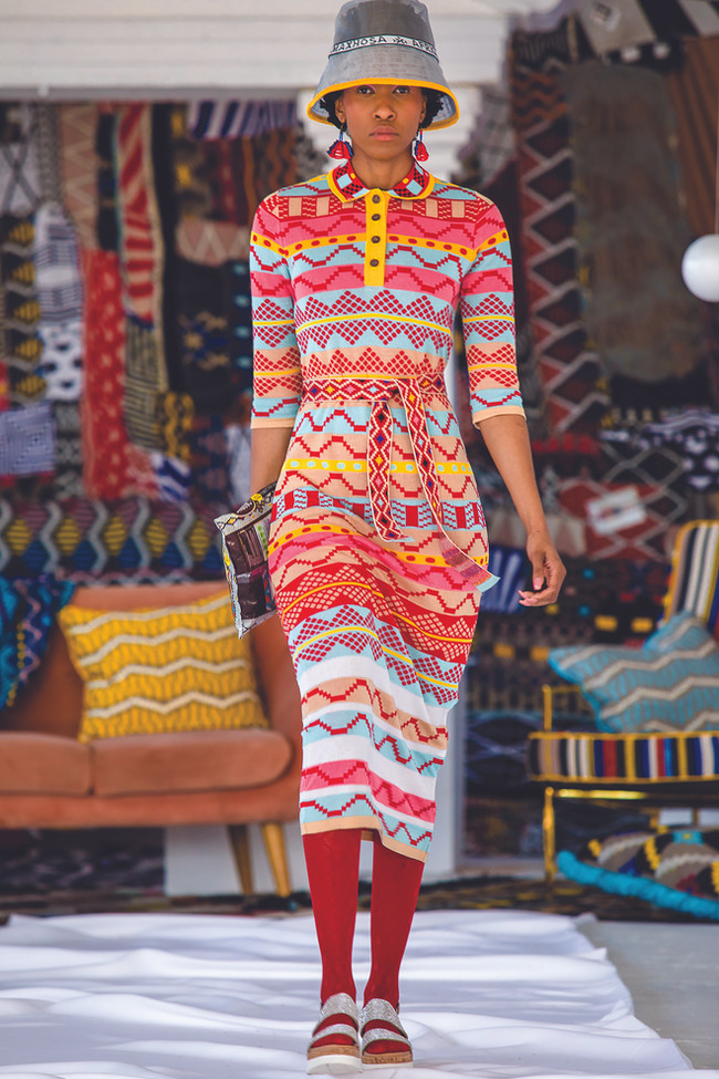 Maxhosa: Traditional African Beadwork Takes The Runway