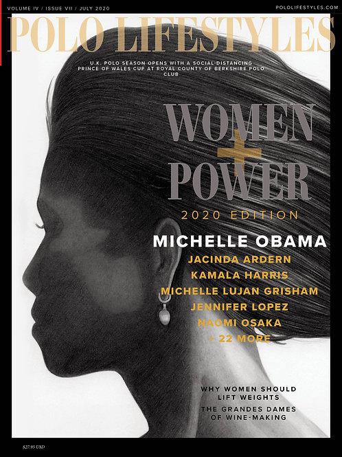 Polo Lifestyles: July 2020 Women + Power