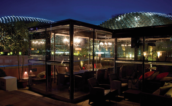 The Rooftop Guide to Singapore