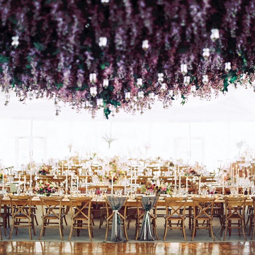 The Nouveau Romantics Event Design