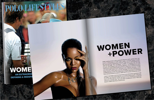 Women+Power: The Most Inspirational & Influential Women of 2018