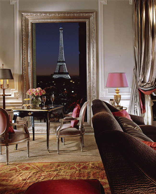 The World's Most... Sinfully Indulgent Hotels