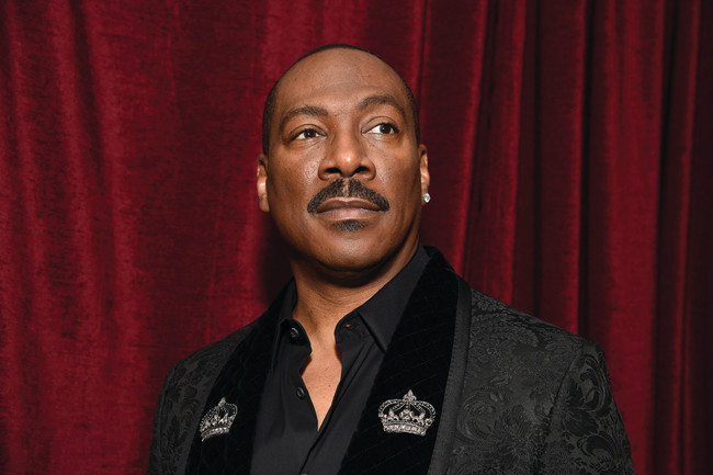 The Year of Eddie Murphy