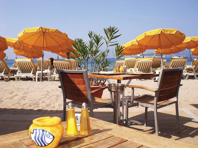 Cannes: Life's a Beach