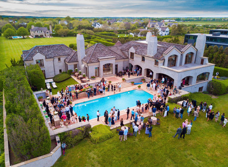 The Hamptons Goes Virtual For Charity