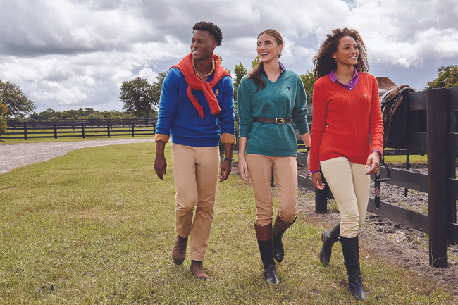 U.S. Polo Assn. Fall 2020 Collection Gets Cozy