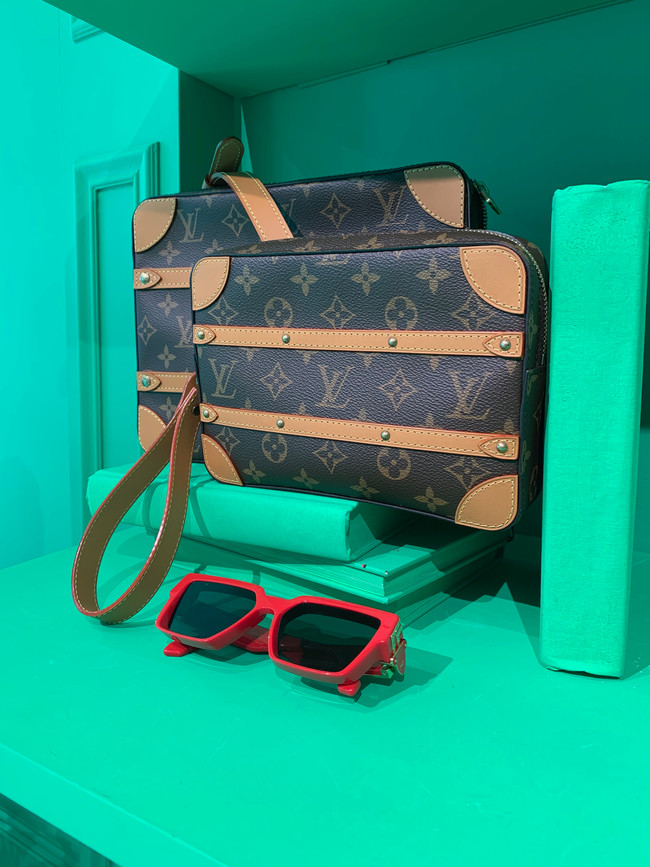 Louis Vuitton Goes Green in NYC
